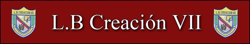 """Creacion """"VII"""""""