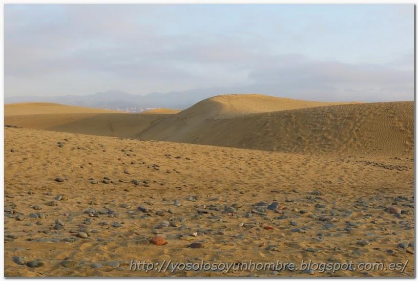 Otra vista de las dunas