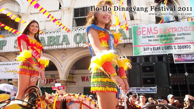 iloilo dinagyang festival 2011 parade