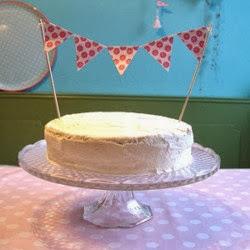 Marshmallow-Kuchen