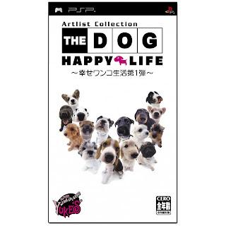 [PSP] [The Dog Happy Life] ISO (JPN) Dwnload
