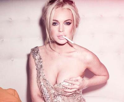 Pengakuan Seks Lindsay Lohan