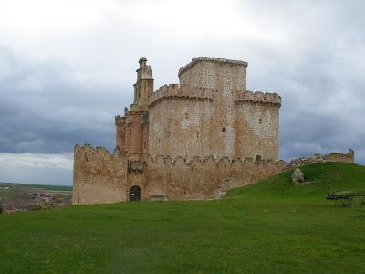 Castillo de Turégano, Segovia, Castilla y León, arte románico