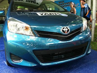 2012 Toyota Yaris - Subcompact Culture