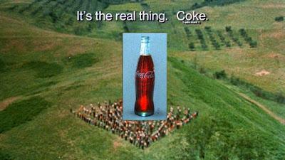 Hilltop Singers in Coke Ad