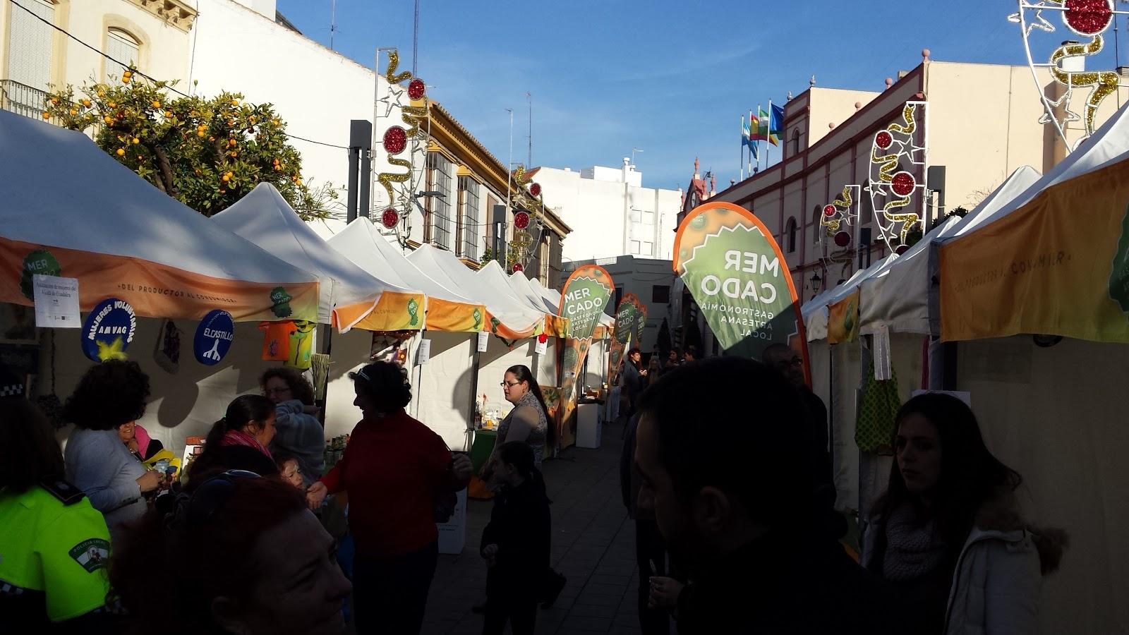 Mercado Gastronómico de Alcalá de Guadaíra