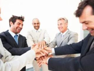 Actividades de trabajo en equipo