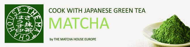 COOKING WITH JAPANESE GREEN TEA