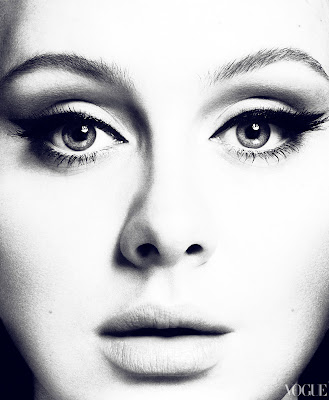 Adele by Mert & Marcus for Vogue US-2