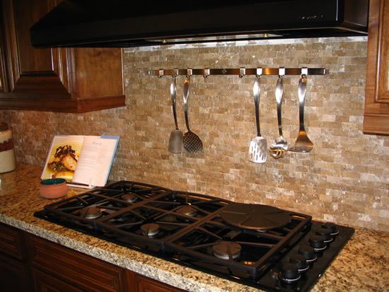 Brick laminate picture brick kitchen backsplash - Backsplash that looks like brick ...