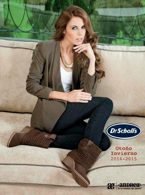 Andrea zapatos Dr Scholls catalogo otoño invierno 2014 2015