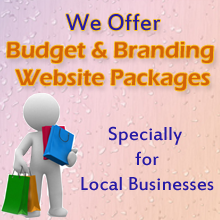 Our Website Packages