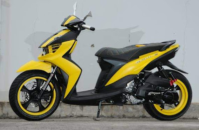Modifikasi Mio Soul Gt Muscle