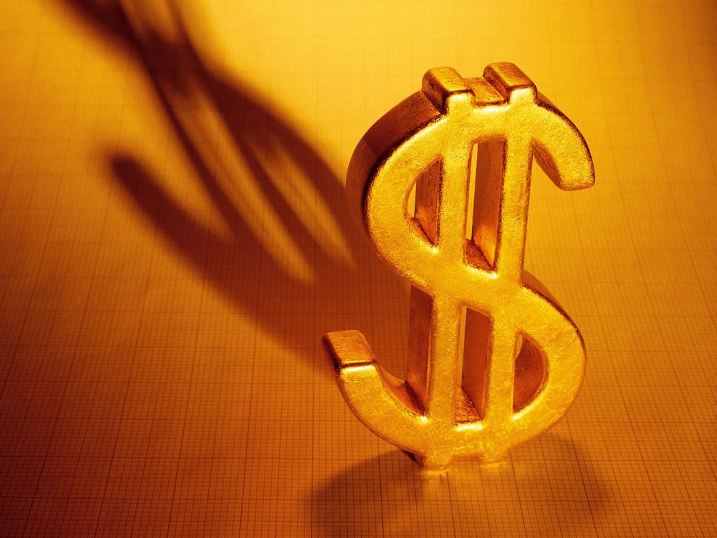 Por cierto que el dólar fue la primera unidad monetaria que utilizó