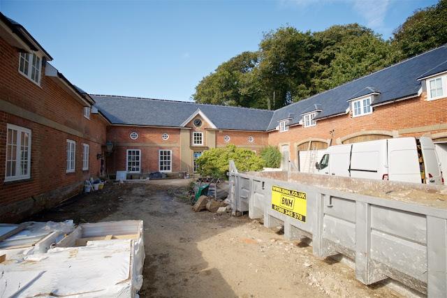 Some Progress in Dorset!