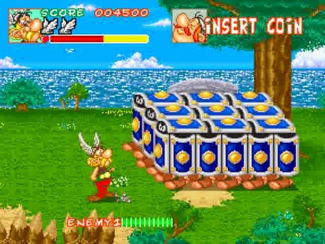 Download Game Asterix & Caesar's Challenge