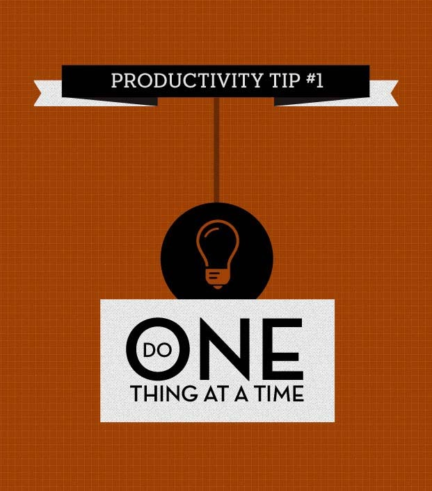 essay on do one thing at a time