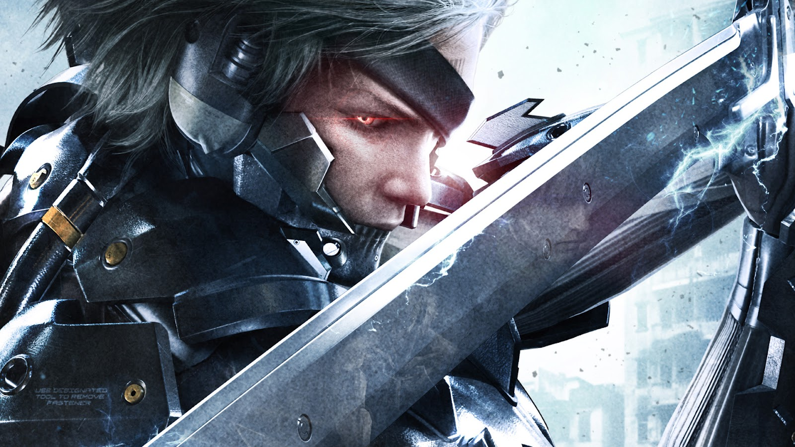 metal gear solid na imagem para visualizar o rising revengeance 667845 Metal Gear Rising: Revengeance Wallpapers in HD