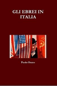 GLI EBREI IN ITALIA