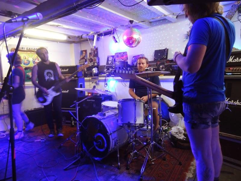 06.10.2014 Köln - Aetherblissement: RVIVR
