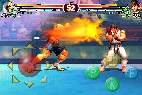 Download Street Fighter IV HD APK + Data