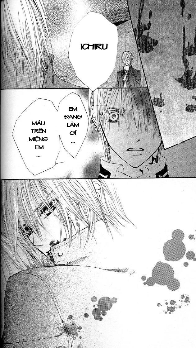 Vampire Knight Chapter 20 - Trang 43