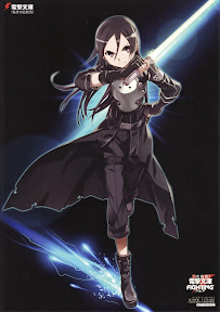 Sword Art Online Phantom Bullet Kirito