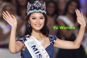 Miss world 2012 china