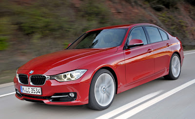 2012 BMW 328i Owners Manual