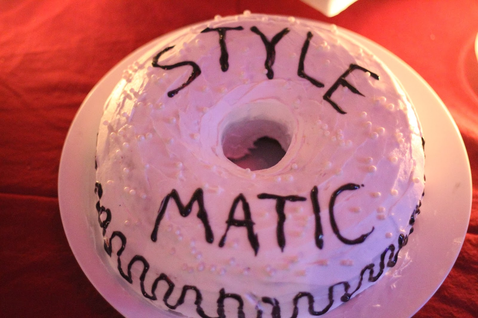 Stylematic Cake