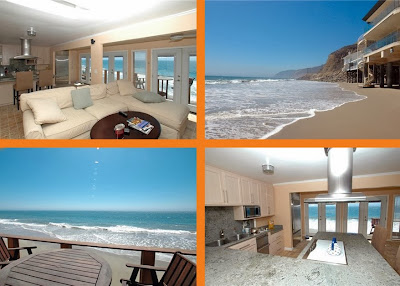 malibu beach house vacation rental