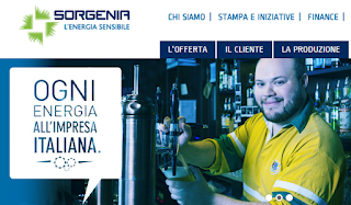 Canzone pubblicità Sorgenia Aprile 2015