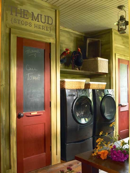 decora y adora: inspiración lavadero