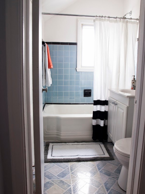 Surprise Bathroom Renovation Brownie - Bathroom remodel athens ga