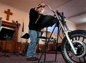 Texas Rider News | Bikes and Religion | 2013 Blog
