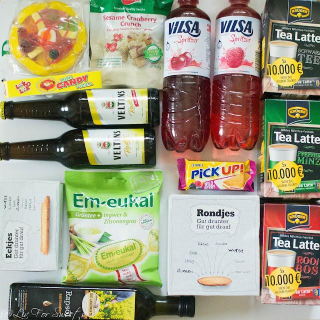 Degusta, Box, Unboxing, Veltins, Em-eikal, Rondjes, Eckjes, Tea Latte, Vilser, Pickup