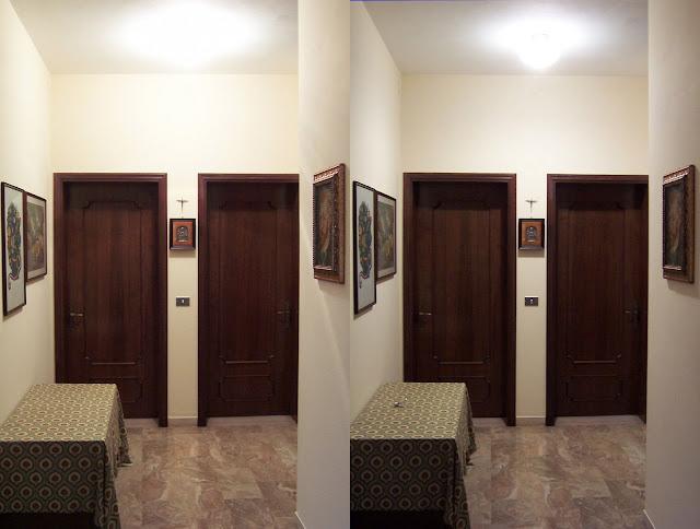 LightingEVER 12 Watt LED - confronto con lampadina tradizionale 100 Watt