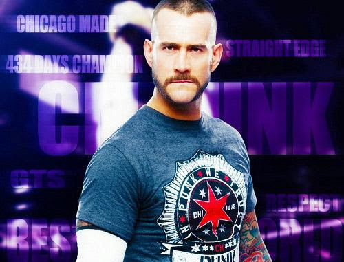 CM Punk Hd Wallpapers Free Download