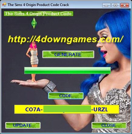 free sims 4 keygen no survey