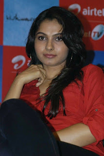 andrea jeremiah Pictures at airtel dth launch11