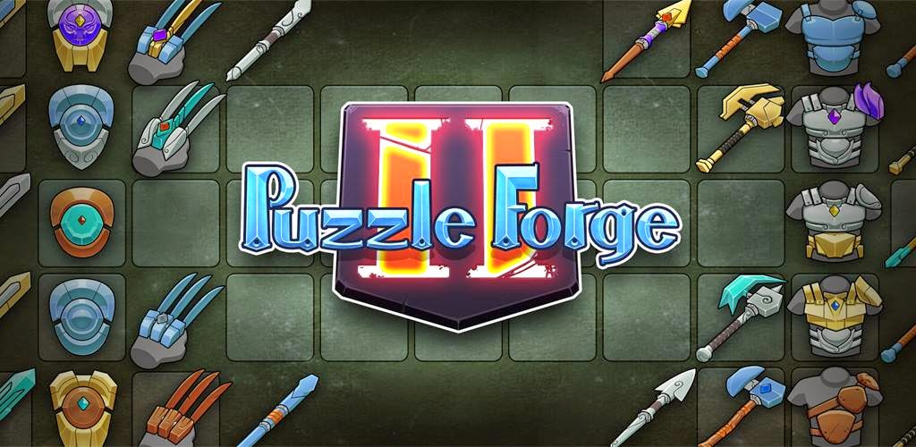 Puzzle Forge 2 Gameplay IOS / Android