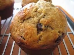 σοκολάτα και μπανάνα muffins