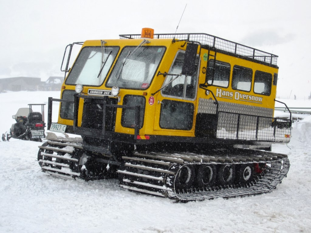 Bombardier Snowcoach For Sale Autos Post