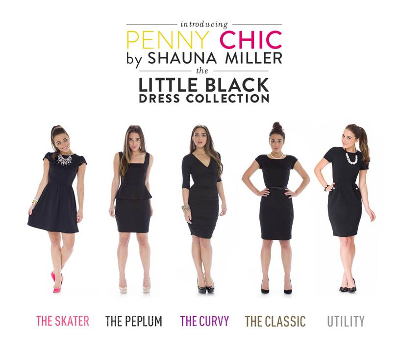 PennyChic for Walmart