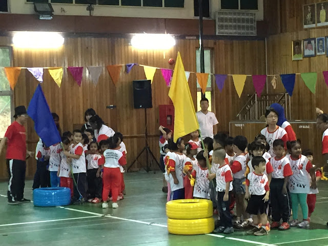 Smart Reader Kids Kulim Sport Day