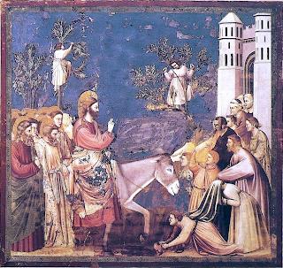Semaine Sainte - DPTN - Jésus - Rameaux