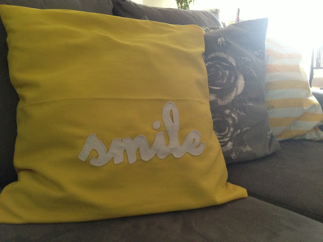 Amarelo e Cinza /// Grey and Yellow