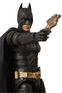"Medicom MAFEX 6"" The Drak Knight Rises Batman figure"