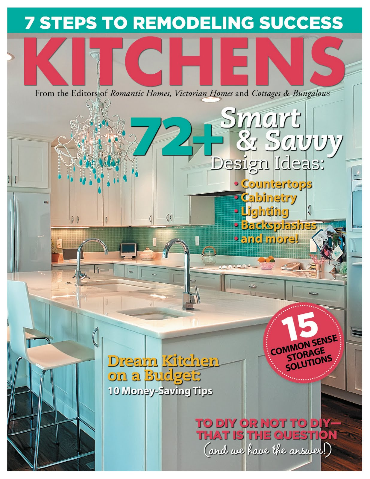 Planemo Creative: Kitchens Magazine, Spring 2012