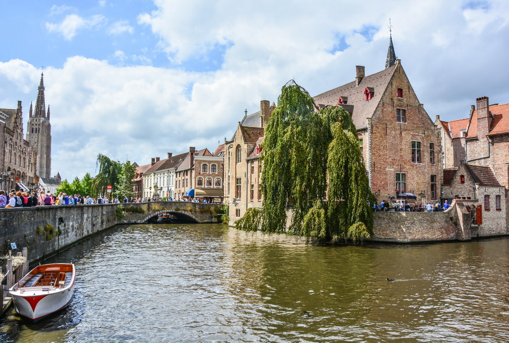 Canal of Bruges